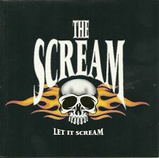 THE SCREAM Let it scream GERMANY 1991 Americade Shark Island Racer X MÖTLEY CRÜE
