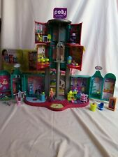 POLLY POCKET Le Fabuleux Grand Magasin Grand centre commercial + accessoires