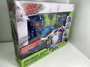 Air Hogs Smash Bots Two Player Battling Game Complete In The Box