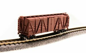 Broadway Limited 3580 N Undecorated K7 Stock Car with Sheep Sounds