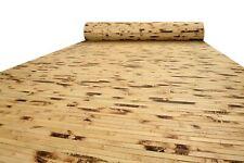 Bambus Wandverkleidung Wand Paneele Natur Holz Tapete Rollbelag Bar Verkleidung