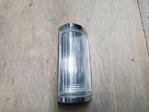 1985-1989 Lincoln Towncar Town Car Driver Left Corner Marker Turn Light OEM