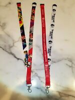 2018 2019 Exclusive Nintendo Super Smash Bros Lanyard metal clamp