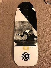 "Foundation X JGB X Pig Shaped Rare Push Skateboard Deck Sz 29.5""-10"" inches"
