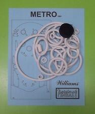 1961 Williams Metro pinball rubber ring kit