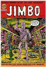 JIMBO (1995 ZONGO) 1 FN (2.95 CVR) Gary Panter COMICS BOOK