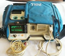 ZOLL PD 1600 Patient Monitor with case and more Accessories!