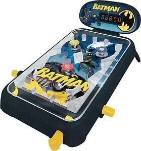 Officiel Dc Batman Flipper Machine Plateau Électronique Arcade Jeu Jouet 42146