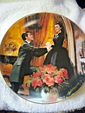 Fine China The Proposal Scarlett and Rhett Gone With The Wind W.S.George 1988