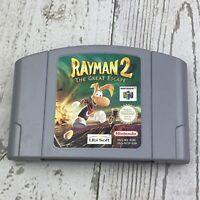 Rayman 2 The Great Escape (PAL) Nintendo 64 (N64)