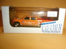 1/64 Dale Sr. # 3 GM Wheaties 1997 chevy dually LE.