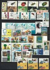 Israel 1994 Complete Year Set MNH Tabs and Souvenir Sheets