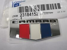 OEM GM 2016-2017 Camaro Front Fender Emblem Badge 23184152 Right or Left Nice!