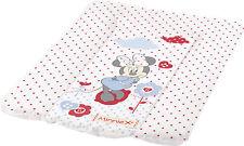Baby Wickelauflage Disney Minni Maus weiß 70 x 50 Wickelunterlage Wickeln