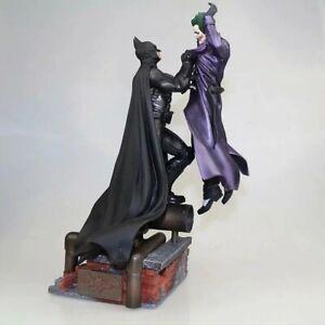 Batman VS Joker Statue DC Collectibles Action Figure Comic Model Anime Deluxe