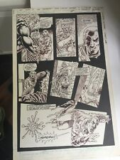 Lords of the Ultra-Realm Special #1  Page 21 Original Comic Art