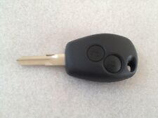 GENUINE NEW RENAULT REMOTE KEY FOB 2 BUTTON WITH CHIP CLIO TRAFFIC MASTER KANGOO