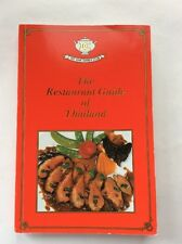 Travel Guide - The Siam Dinner Club - The Restaurant Guide of Thailand