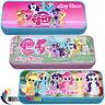MY LITTLE PONY Personalised Pencil Case Tin Girls Make Up Gift School Stationary