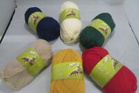 King Cole Knitting Wool 50g Ball Merino 100% Wool DK Yarn
