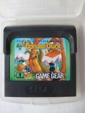 DONALD DUCK Mickey- Jeu SEGA Game Gear- Boîte - TBE -Pas NITENDO