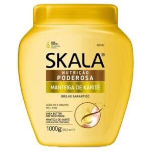 Creme de Tratamento Manteiga de Karité Potão Skala - 1kg Novo