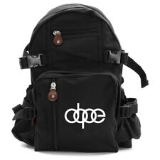 Dope Audi Car Heavyweight Canvas Backpack Bag