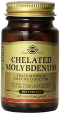 Solgar Chelated Molybdenum Tablets** 100