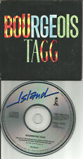 BOURGEOIS TAGG I don't Mind / Pencil Paper PROMO Radio DJ CD Single 1987 at all