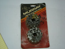 New Genuine Set of 2 MTD Murray Lawnmower Drive Pinion Gear Part #4 20066 NOS