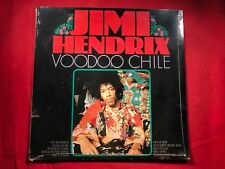 T-21 JIMI HENDRIX Voodoo Chile .... SEALED .... MADE IN HOLLAND ..... MA 221285