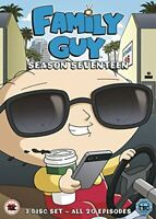 Family Guy: Season Seventeen [DVD][Region 2]