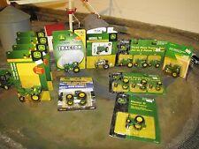 1/64 Ertl John Deere Tractor Lot - 15 Tractors Included - Lot 2