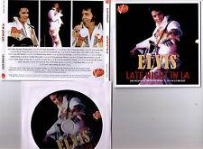 Elvis Presley CD Late Night in LA - Soundboard - Live in Los Angeles 1974 !!