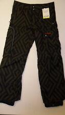 BURTON Men's Indecent Exposure Snow Pants - Havana Diamond - Size XL - NWT