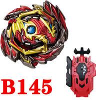 New Beyblade Burst GT B-145 DX Starter Venom Diaboros.Vn.Bl with L.R.Launcher