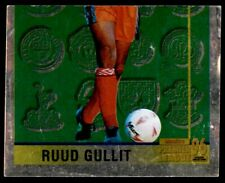Merlin Premier League 96 - Ruud Gullit (Leading Player 2/2) Chelsea No. 296