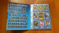 Classeur 185 cartes Pixar * Les heros Disney * Collection complete