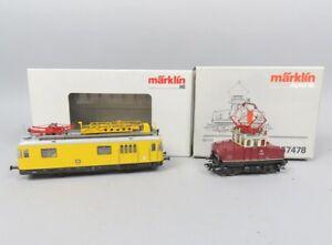 H0 Lokomotiven Märklin Turmtriebwagen 39970 + 37479  (V 87205)