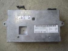 Steuergerät Audi A6 4F A8 4E Interface MMI TV 4E0035729 4F0910731 BECKER