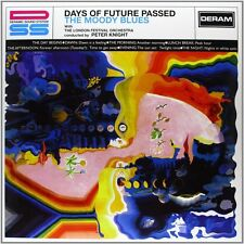 Moody Blues DAYS OF FUTURE PASSED Remastered +10 BONUS TRACKS New Sealed CD