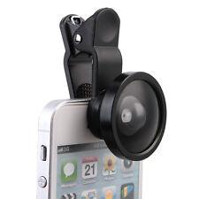 New Universal 0.4x Zoom Cell Phone Camera Lens Telescope Telephoto + Tripod Hold