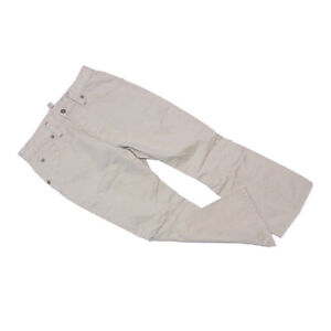 DSQUARED2 Pants Beige Woman Authentic Used C2968