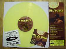 RAIZA BIZA Day&Night EP Clear Vinyl New Zealand Young Gifted & Broke 250 Copies