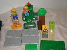 Lego Duplo Bob The Builder Roley Road Set Truck Wendy LOT