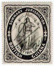 (I.B) British Guiana Revenue : Summary Jurisdiction 24c (1883)