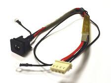 Toshiba Satellite P300-1AO connecteur alimentation pc portable avec câble