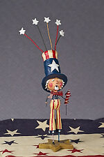Lori Mitchell™ - Uncle Doodle Dandy - Patriotic USA 4th of July Figurine - 70060