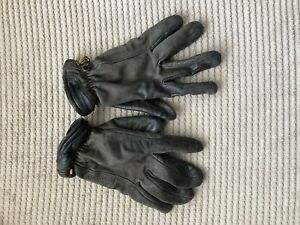 timberland leather gloves