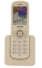 Mini Huawei F662 3G Desbloqueado GSM Teléfono Móvil Inalámbrico De Escritorio Oficina Hogar Sim